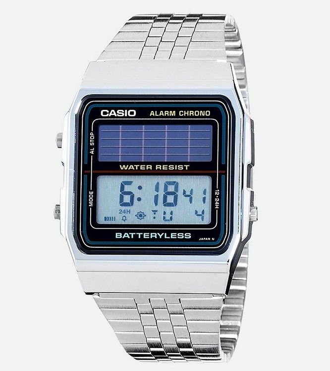 ddab61edf8a Casio Solar Watch  115 NZD