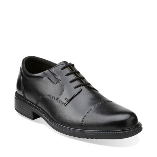 Bostonian Men's Bardwell Limit Oxfords Shoes, Size: 14 M, Black