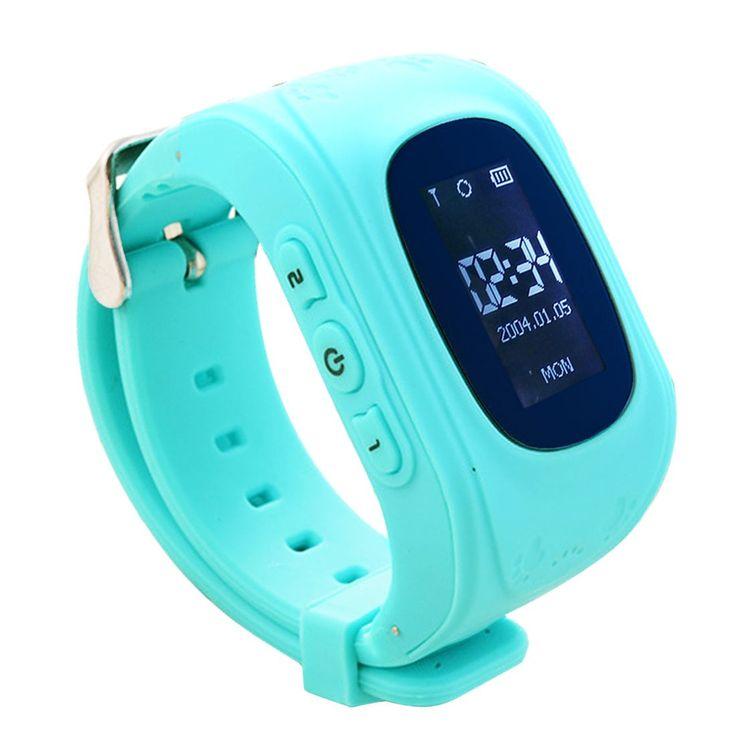 reloj localizador para niño gps - para   android y ios phone