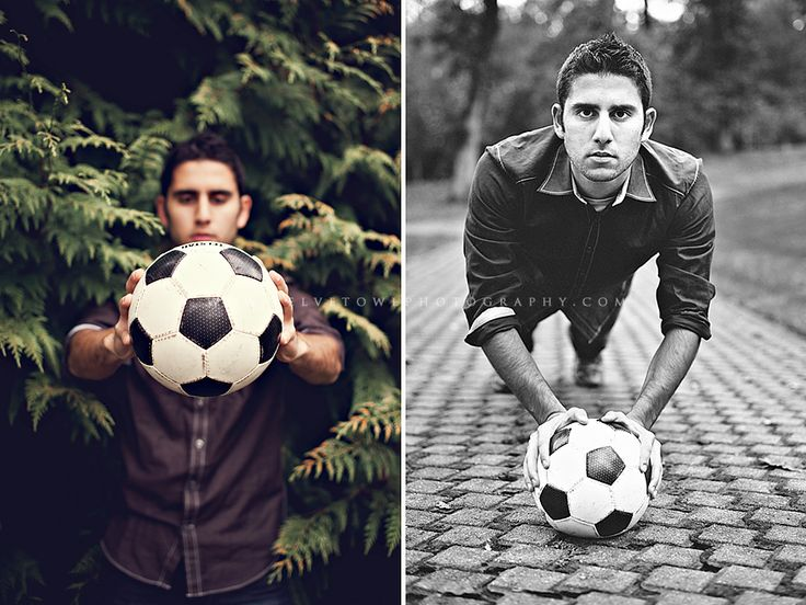 Cute Senior Picture Ideas For Guys Soccer Selection Photo And