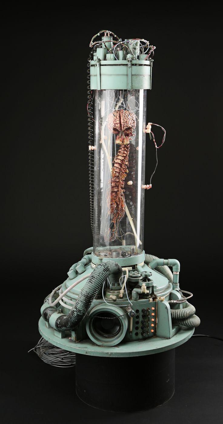 ROBOCOP 2 - Cain's Brain - Current price: $1600