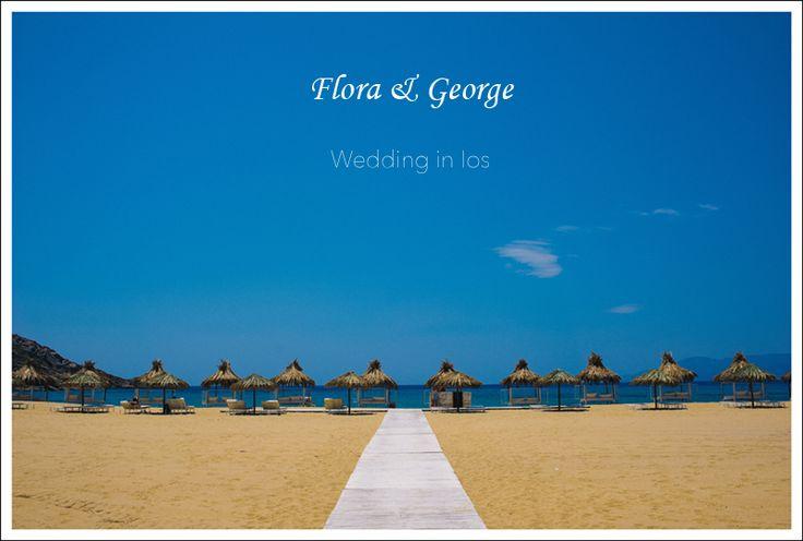 Flora & George | Wedding in Ios island, Greece  http://anastasiosfilopoulos.com/flora-george-wedding-ios/