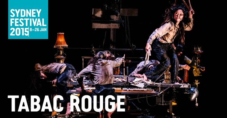 Don't miss one of the world's greatest circus performers, James Thierrée, as he lures audiences inside his surreal imagination. Nothing will quite prepare you for the sublime pandemonium of Tabac Rouge!