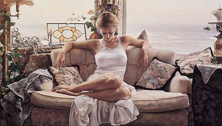 To Search Within - Steve Hanks - World-Wide-Art.com - $165.00