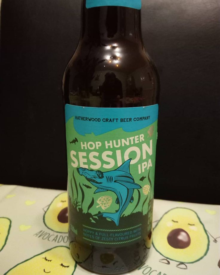 Hatherwood Hop Hunter Session IPA From @lidlgb A Cheap But