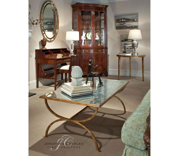Every Detail Of Your Home Matters. Jonathan Charles Furniture