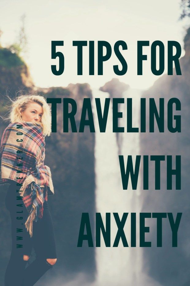 Arm yourself with my 5 Tips For Traveling With Anxiety, so you can create a life of travel that you love.