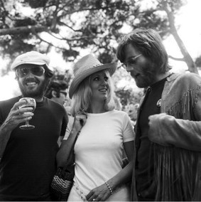 Nicholson, Mylène Demongeot, Peter Fonda - 1969 again,