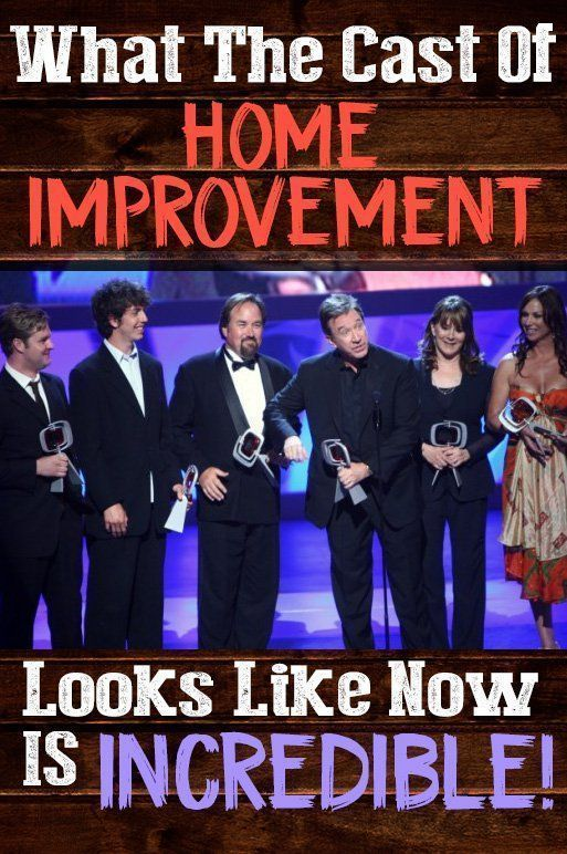 What The Cast Of Home Improvement Looks Like Now Is Incredible! #homeimprovementcast,