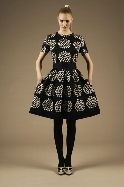 Marimekko dress, designed by Mika Piirainen