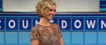 Rachel Riley Dress on Countdown