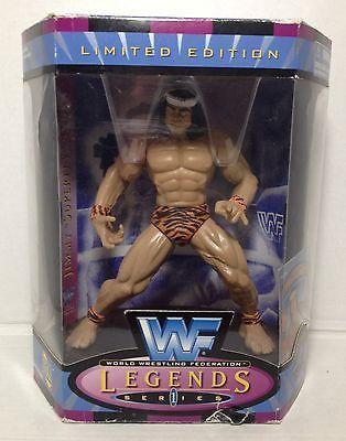 (TAS012538) - 1997 WWF WWE Legends of Wrestling Series 1 - Jimmy Snuka