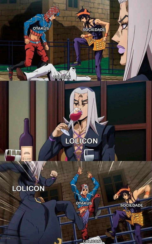 Imagem de Memes de anime por Kayo Pimentel em Otaku