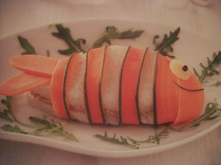 Ricette Per Voi: Il Pesce NEMO