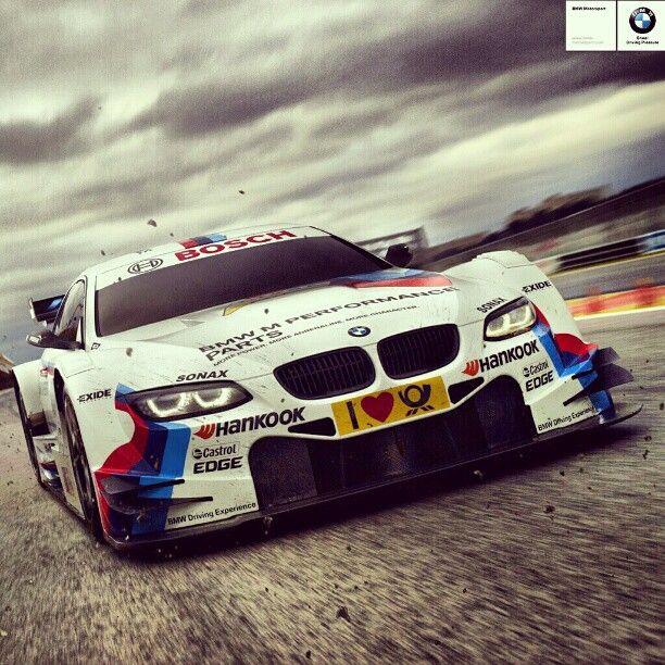 Powerful BMW M3