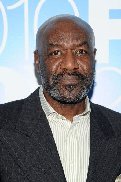 Actor Delroy Lindo in 2010