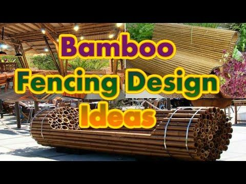 BAMBOO USE IN HOME