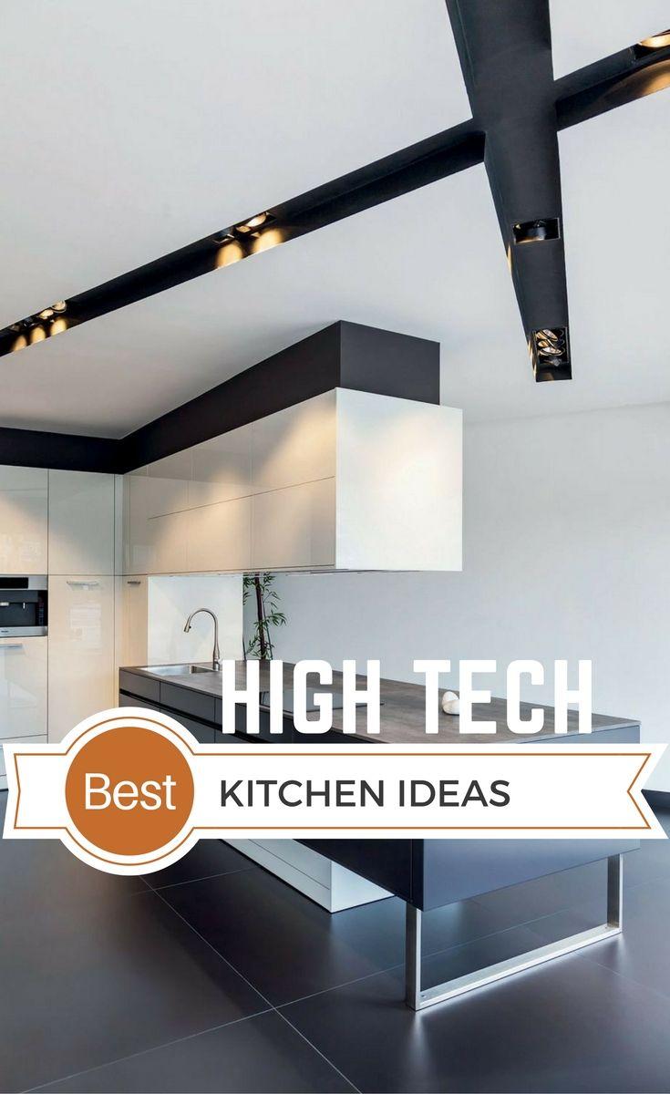 93 best High Tech Interior Design images on Pinterest | Architecture ...