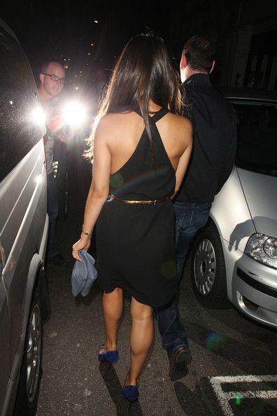 Mila Kunis - Justin Timberlake and Mila Kunis at Nobu 6