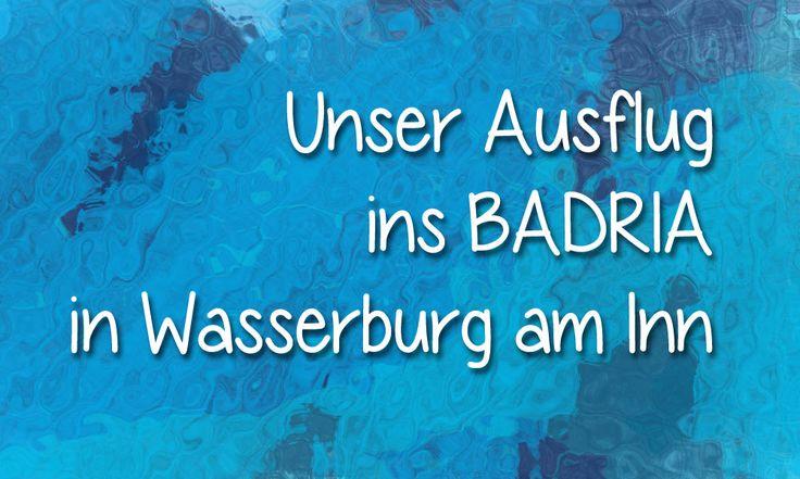 Mit der Familie schwimmen gehen ins Badria Hallenbad in Wasserburg am Inn