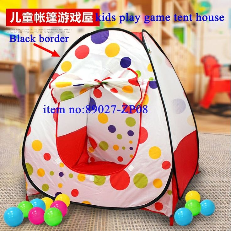 New foldable ocean ball colorful play funny game toys tent house indoor/outdoor sport tent for children age 1+ - http://toysfromchina.net/?product=new-foldable-ocean-ball-colorful-play-funny-game-toys-tent-house-indoor-outdoor-sport-tent-for-children-age-1