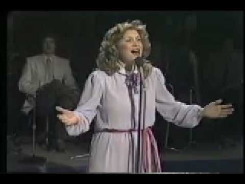 Sandi Patty 1983 We Shall Behold Him   Still one of my Favorites. I don't remember her this young. WOW