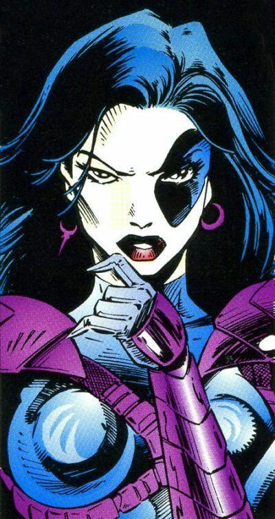 Domino - Marvel Universe  °°