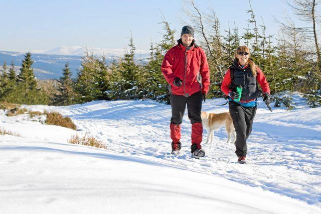 Raska promenader är exempel på träning som har en blodtryckssänkande effekt.