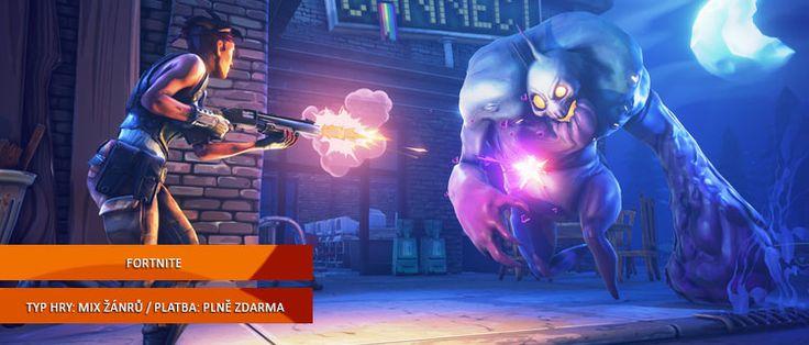 Tak a je to tu dámy a pánové, Fortnite, kooperativní sandboxová střílečka od Epic Games se konečně dočkala spuštění alfa verze hry!