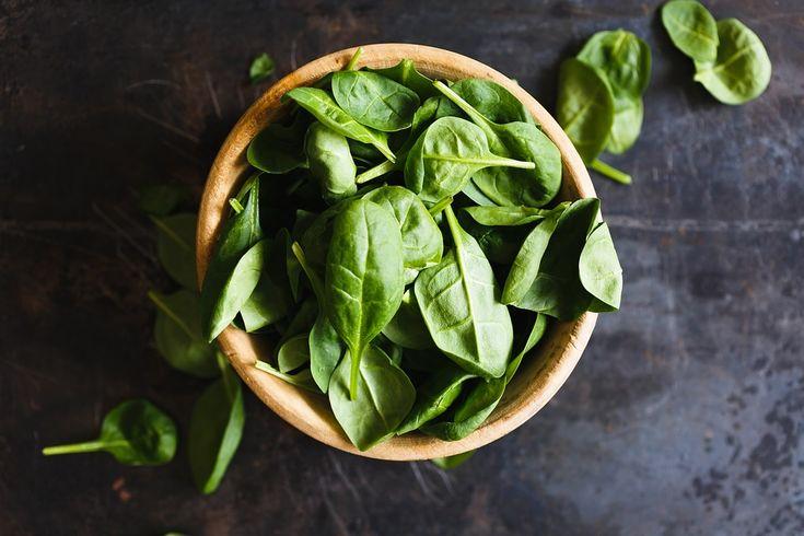 koolhydraatarme ovenschotel met spinazie