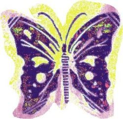 image credit - my own art  Love the softness of a butterfly. Like to try out some new ideas and ways of showing them off in my art and fashion...