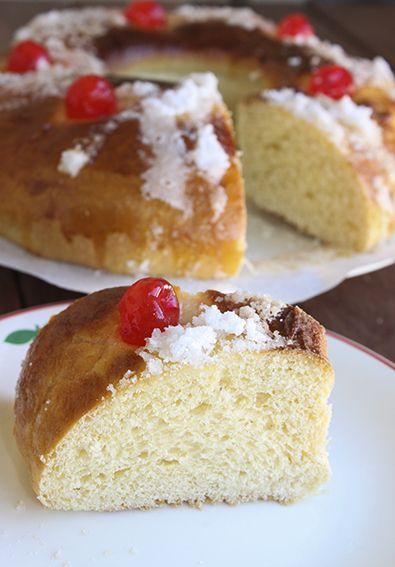 Roscón de Reyes (El rincón de los postres basado en la receta de Webos Fritos).