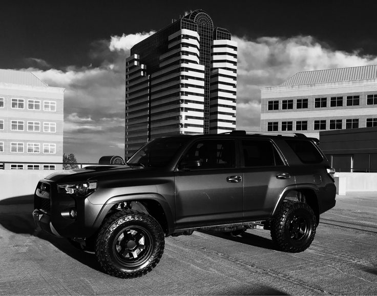 Lifted Toyota Tacoma >> 5th Gen T4R Picture Gallery - Page 356 - Toyota 4Runner ...