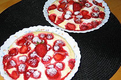 Quarkgratin mit Erdbeeren, ein schmackhaftes Rezept aus der Kategorie Süßspeisen. Bewertungen: 7. Durchschnitt: Ø 3,4.