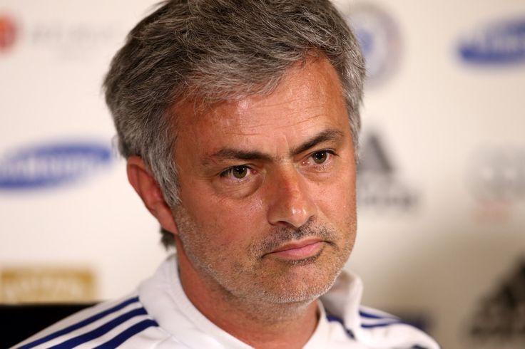 Jose Mourinho Photos: Chelsea Press Conference