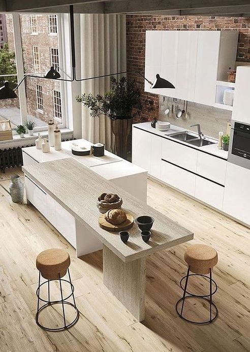 35 Ideas For Your Modern Kitchen Design In 2019 Kitchen Interior