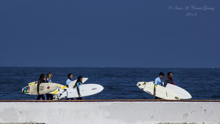 Surf by Iván A. Cortés Gómez on 500px