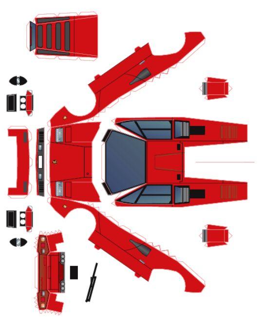 Super Kuka: Carro De Papel