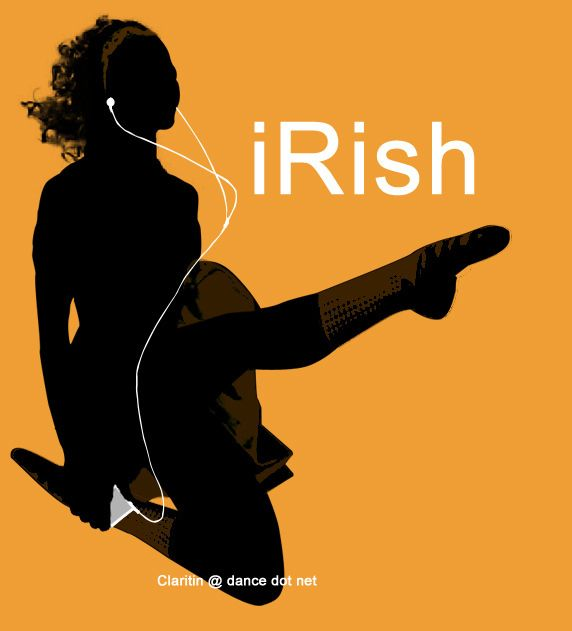 What is the difference between Irish and Scottish dance?