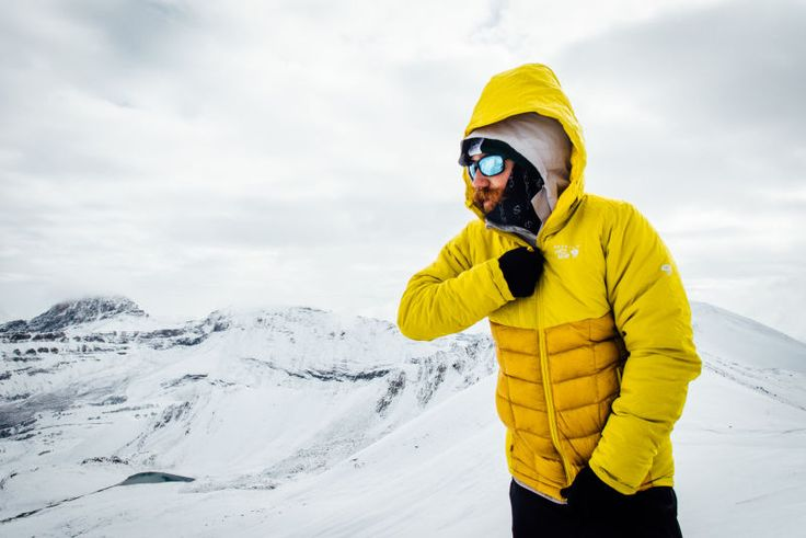 [Mountain Hardware] Your Ultimate Guide To Mountaineering Gear #MoutainHardware #outdoorstyle