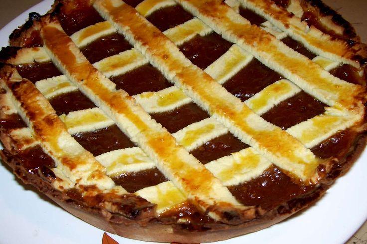 Πάστα φλώρα: Σε νηστίσιμη εκδοχή μία από τις γνωστότερες πίτες/γλυκίσματα!