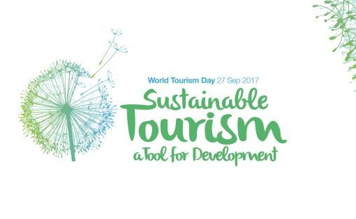 'World Tourism Day 2017' to Focus on Sustainable Tourism.