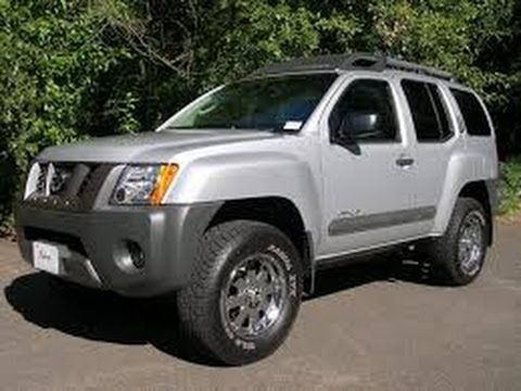 torsion bar replacement nissan xterra 4x4 youtube. Black Bedroom Furniture Sets. Home Design Ideas