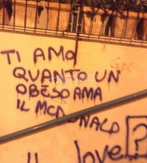 Scritte sui Muri | Big love