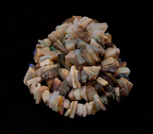 Product No.190 – Mixed Opal Beads on http://www.opalessence.net.au