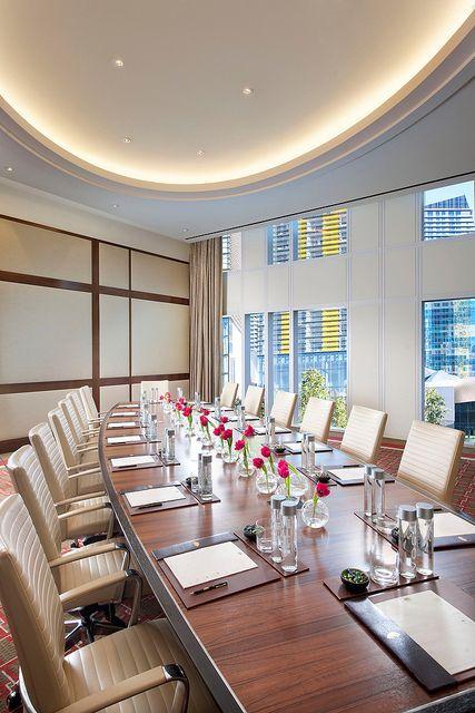 Executive Boardroom at Mandarin Oriental, Las Vegas | Flickr - Photo Sharing!