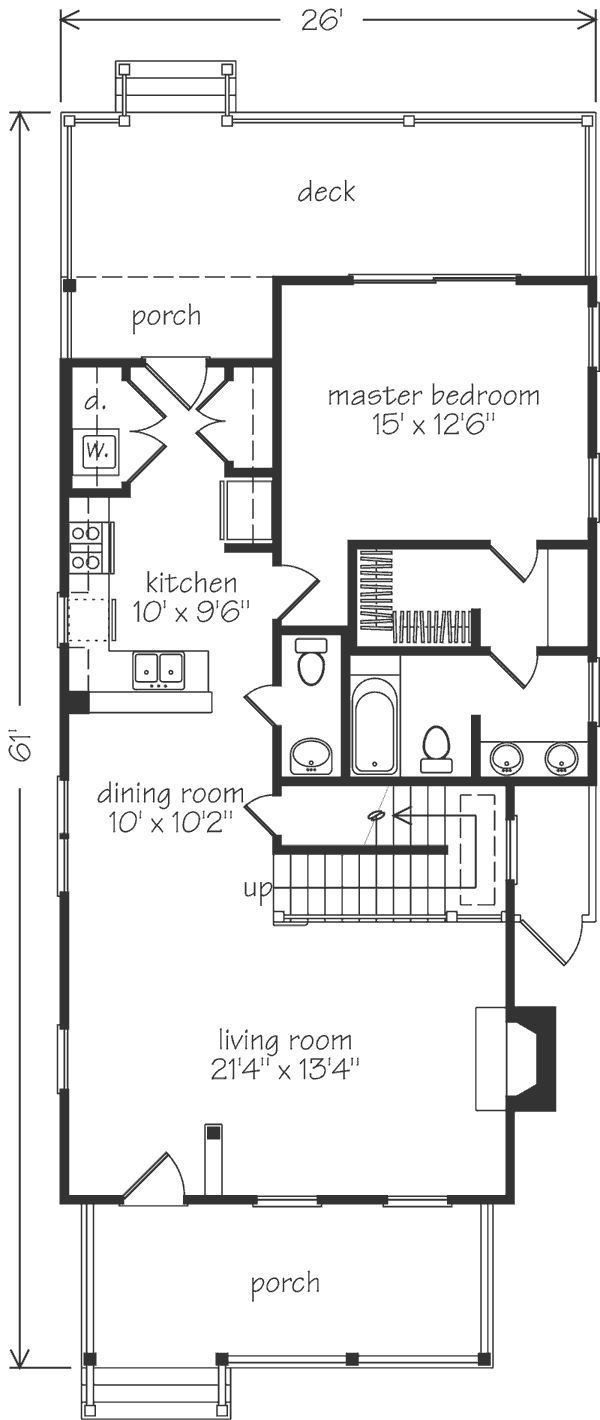 22 best secret obsession floor plans images on pinterest looking for the best house plans check out the broad river cottage plan from southern living