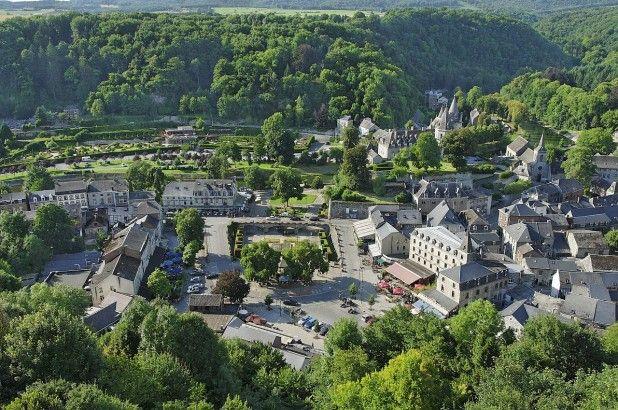 Durbuy, in Belgio la più piccola città del mondo