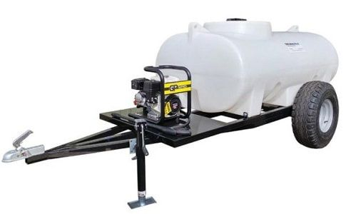 1200 litres towable pressure washer. Suitable for street cleaning, agricultural and equine uses, industrial, commercial yards etc. where mains water or power are not available. For more information or a quotation please visit our website at  http://www.fresh-group.com/waterers-and-bowsers.html or call us on 0845 3731 832