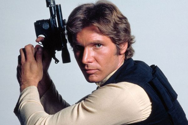 Harrison Ford, The Star Wars Franchise  How he did it: By sticking with the two things that made him famous in the first place: A big budget franchise and George Lucas. Ford traded in Hans Solo's blaster pistol for Indiana Jones' leather bullwhip, making him one of the biggest movie stars ever.